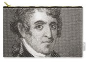 David Humphreys,1752 To 1818 Carry-all Pouch