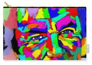 David Icke Portrait Carry-all Pouch