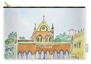David Sasson Library Mumbai Carry-all Pouch
