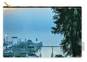 Dawn At Bay Colony Carry-all Pouch