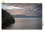 Dawn At Casa De Mundo Lake Atitlan 1 Carry-all Pouch