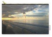 Dawn At Folly Beach Carry-all Pouch