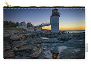 Dawn At Marshall Point Carry-all Pouch