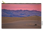 Dawn At Mesquite Flat #3 - Death Valley Carry-all Pouch