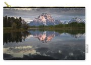 Dawn At Oxbow Bend Carry-all Pouch
