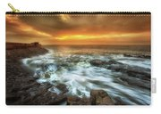 Dawn At Porthcawl Carry-all Pouch