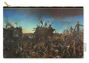 Dawn At The Alamo Carry-all Pouch