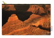 Dawn At The Grand Canyon Carry-all Pouch