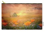 Dawn Blessings On The Farm Carry-all Pouch