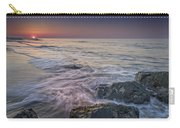Dawn Breaks At Cape May Carry-all Pouch