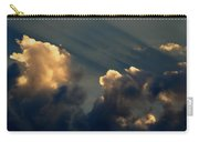 Dawn Bursting In Air Carry-all Pouch