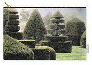 Dawn In A Topiary Garden   Carry-all Pouch