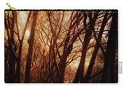 Dawn In The Trees Carry-all Pouch