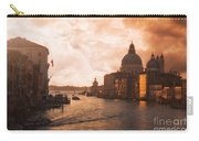 Dawn In Venice Carry-all Pouch