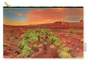 Dawn Light Capitol Reef National Park Utah  Carry-all Pouch