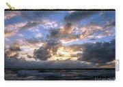 Dawn Of A New Day Treasure Coast Florida Seascape Sunrise 138 Carry-all Pouch