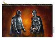 Dawn Of The Dark Knight Carry-all Pouch