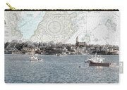 Dawn On Marblehead Harbor Carry-all Pouch