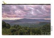 Dawn On The Foothills Parkway Carry-all Pouch by Jemmy Archer