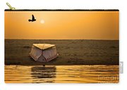 Dawn On The Ganga Carry-all Pouch