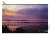 Dawn On The Mississippi Carry-all Pouch