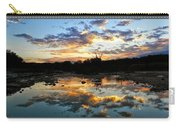 Dawn Over Boerne Creek Carry-all Pouch