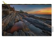Dawn Over Pemaquid Point Carry-all Pouch