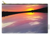 Dawn Sky And Water Carry-all Pouch