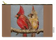 Dawn's Cardinals Carry-all Pouch