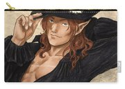 Dax - Pirate Elf Carry-all Pouch
