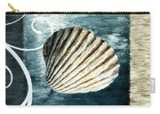 Day At The Beach Carry-all Pouch by Lourry Legarde