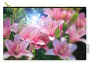 Day Light Lilies Carry-all Pouch