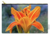 Day Lily Bright Carry-all Pouch