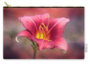 Day Lily Deep Carry-all Pouch