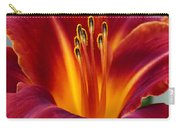Day Lily Carry-all Pouch