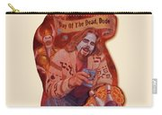 Day Of The Dead Dude Carry-all Pouch