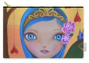 Day Of The Dead Princess Carry-all Pouch