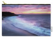 Daybreak At Caswell Bay Carry-all Pouch