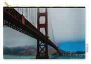 Daybreak At The Golden Gate Carry-all Pouch