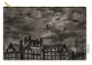 Daydreams Darken Into Nightmares Carry-all Pouch by Evelina Kremsdorf