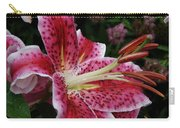 Daylily Dance Carry-all Pouch