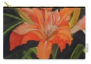 Daylily Study IIi Carry-all Pouch