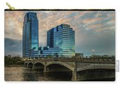 Days End In Grand Rapids Carry-all Pouch