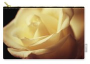 Days Of Creamy Rose Carry-all Pouch
