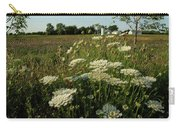 Days Of Queen Annes Lace Carry-all Pouch