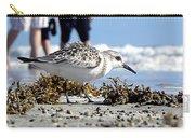 Daytona Beach Surf 001 Carry-all Pouch