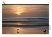 Daytona Sunrise Carry-all Pouch