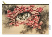 Dazzle And Blossom II Carry-all Pouch