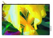 Dazzle In The Garden Sun Carry-all Pouch