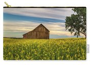 Dazzling Canola In Bloom Carry-all Pouch
